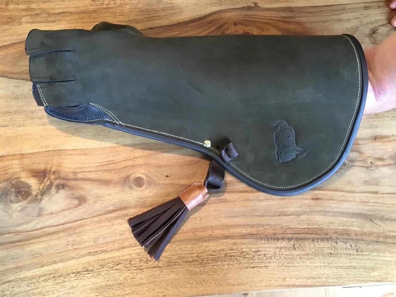 Adlerhandschuh für Riesenseeadler, Geier